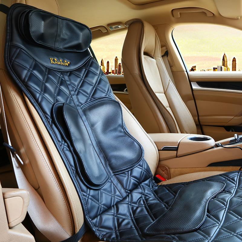KASRROW/凯仕乐 KSR-1633脊柱保  汽车家庭颈椎按摩器 颈部 腰部 肩部 按摩枕 按摩靠垫