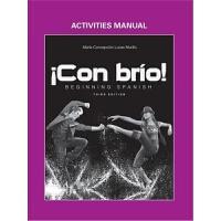 预订 on br�o!: Beginning Spanish, Activities Manual