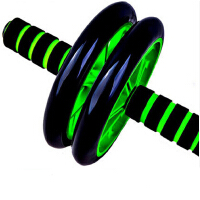 健腹轮减肚子滚轮滑轮训练推轮锻炼腹肌键腹肌腹部健身器材家用