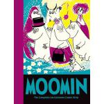 【预订】Moomin Book Ten The Complete Lars Jansson Comic Strip