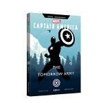 英文原版 漫威超级英雄故事.美国队长 Captain America: the Tomorrow Army(赠英文音频与单词随身查APP)