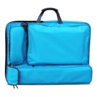 4开美术画袋 多功能画包 画板袋 画具收纳袋结实 轻 防雨 多种背发 精美手提塑料袋包装