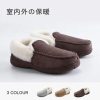 拖鞋家用秋冬包跟外出男厚底防水舒适保暖带全包跟冬天家居棉托鞋