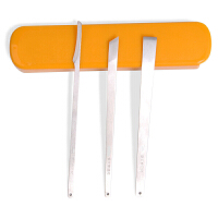 修脚刀套装不锈钢修脚刀工具3件套装修脚工具修脚扬州三把刀
