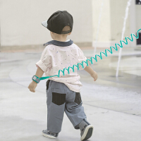 babycare儿童防走丢粘扣腕带