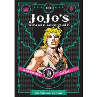 【预订】Jojo's Bizarre Adventure: Part 1--Phantom Blood, Volume