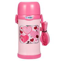 儿童保温杯MC60不锈钢大容量便携男女宝宝学生可爱卡通水壶抖音