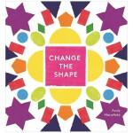 Change the Shape 形状变变变 英国创意立体书大师安迪・曼斯菲尔德艺术启蒙童书