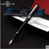 UKE德国公爵805学生办公练字脸谱国粹礼品钢笔