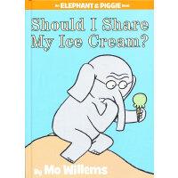 Elephant & Piggie Books: Should I Share My Ice Cream 小象小猪系列
