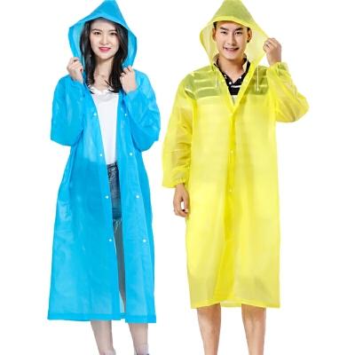 雨衣外套长款全身男女雨披便携式儿童户外旅游一次性雨裤套装