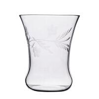日式古典鸡尾酒杯 水晶玻璃刻花酒杯气泡水杯酒吧专用杯