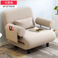 折叠沙发床两用经济型懒人沙发双人榻榻米折叠沙发小户型卧室客厅 1.5米以下