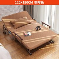 折叠床办公室单人午休床隐形家用午睡床1.2米折叠单人陪护床