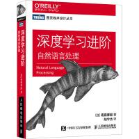深度学习进阶 自然语言处理 人民邮电出版社