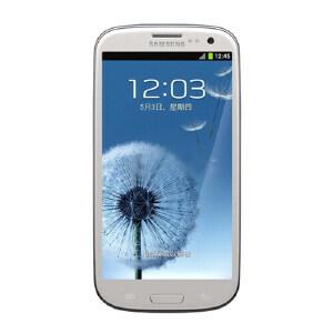 【当当自营】 SAMSUNG三星 Galaxy SIII I9300 3G手机 智能手机WCDMA/GSM(云石白)