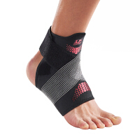 欧比LP CT12亮彩运动用可调式护踝 男女防护固定脚踝护脚腕护具