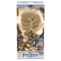 美国disney冰雪奇缘玩具爱莎艾莎公主头发假发生日礼物 爱莎头发 15厘米-30厘米