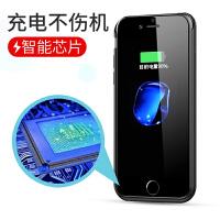 苹果6背夹充电宝iphone7plus手机壳电池6s移动电源8便携式冲