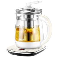 苏泊尔(SUPOR)养生壶 加厚玻璃电热水壶1.5L多功能花茶壶一机多用煮茶器 SW-15Y06