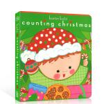 顺丰发货 Karen Katz卡伦.卡茨 Counting Christmas幼儿启蒙认知英文原版亲子读物 纸板书 趣