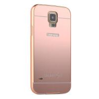 【包邮】MUNU 三星 GALAXY S5金属边框镜面后盖 S5 G9006V G9008V G9009D G900