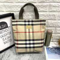 新款妈咪包外出大容量防水手提袋简约上班饭盒包手拎妈妈包溜娃包