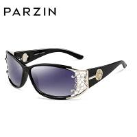 帕森时尚偏光太阳镜 女士 唯美优雅蕾丝时尚眼镜驾驶墨镜9218