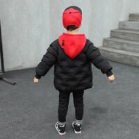 童装男童冬装棉衣2018新款儿童韩版棉服外套中长款宝宝加厚棉袄
