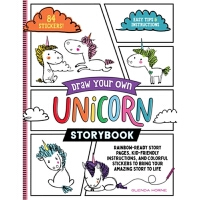Draw Your Own Unicorn Storybook :