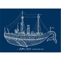 预订Whaleboats Postcards