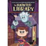 【预订】The Haunted Library #1