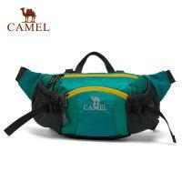 camel骆驼户外腰包 多功能男女款休闲单肩包