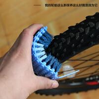 赛领山地车公路车自行车洗链器清洗器链条润滑清洁套装工具