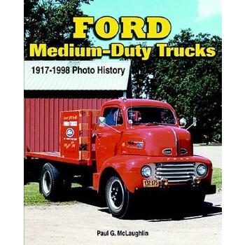 【预订】Ford Medium-Duty Trucks 1917-1998 预订商品,需要1-3个月发货,非质量问题不接受退换货。