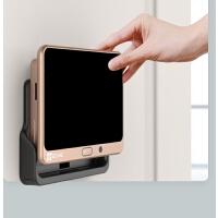 智能电子猫眼监控摄像头可视门铃防盗家用门镜
