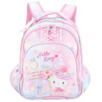 1-3年级小学生休闲护脊背包女生轻便双肩包儿童书包