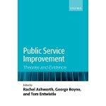 【预订】Public Service Improvement: Theories and Evidence