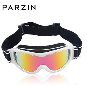 帕森柱面滑雪眼镜 儿童滑雪镜 双层偏光防雾儿童风镜