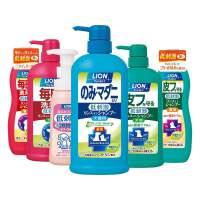新款LION狮王日本进口猫狗宠物沐浴露浴液猫洗澡泰迪幼犬幼猫香波