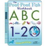 【预订】The Pout-Pout Fish: Wipe Clean Workbook ABC, 1-20 Over