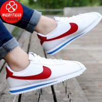 Nike耐克女鞋新品运动鞋低帮阿甘鞋复古板鞋休闲鞋子透气跑步鞋904764-103