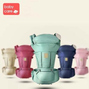 babycare 新升级四季款多功能双肩婴儿背带腰凳3D凳面可前抱后背