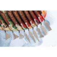 凤凰 E5423异形画刀(棕色)调色刀 9种 单支价格