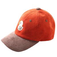 春秋新款男童女童帽子潮款婴儿帽子鸭舌帽太阳帽男宝宝棒球帽