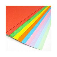 A4 彩色复印纸/打印纸 80G 手工纸/压花器*纸 100张 杂色