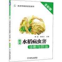 图说水稻病虫害诊断与防治 全彩版 机械工业出版社
