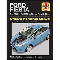 预订Ford Fiesta (Oct '08-Nov '12) Update