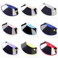 1-2-3-4-5岁女空顶帽儿童遮阳帽夏季凉帽男童遮阳帽