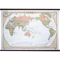 1:2500万仿估版世界地图 星球地图出版社